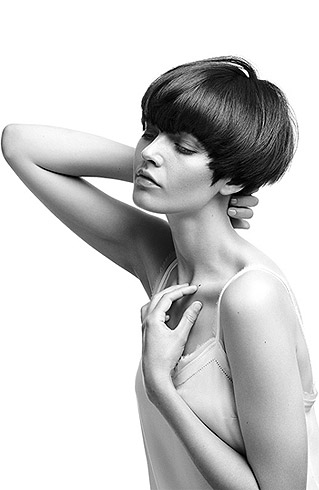 Cutting and Styling at Visage Hair Design, 8 Market Street, Galway City.